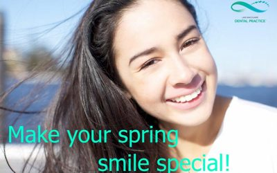 Make your spring smile special!