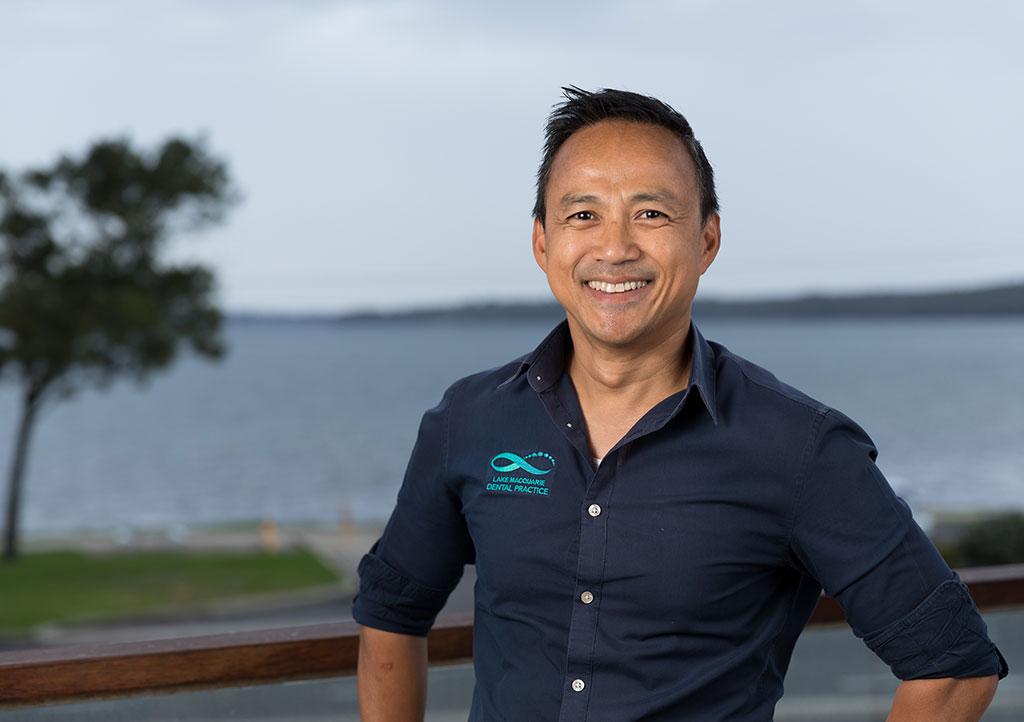 Dr Eric Asis