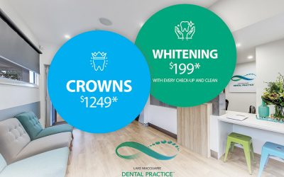 Crowns & Whitening Special Offer