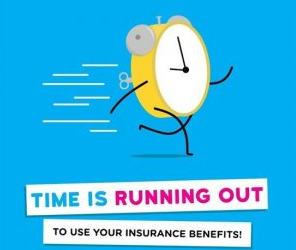 Dental Insurance Benefits -Time is running out